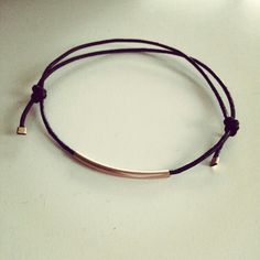 @jenniferlevau. Love this bracelet. I would stack it with my gold and silver bangles. Biddy Craft