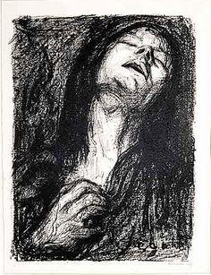 """Segall, Lasar • 1909 """"Schmerz"""""""