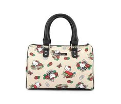 Hello Kitty Satchel: Rose Collection