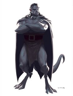 Gagoyles (Gárgulas) - It would be amazing to see Disney make a feature film adaptation of Gargoyles created by CGHUB artist NME. The characters represented here are Goliath, Lexington, and Hudson. http://geektyrant.com/news/cool-fan-art-for-disneys-gargoyles