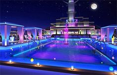 Cruise News Shorts: Onboard Yoga, Sting, New Lounges and More Cruise News