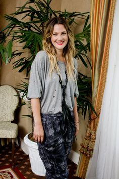 at a press junket for Going the Distance in 2010 follow The Drewseum for more Drew Barrymore photos!
