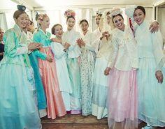 한복 Hanbok : Korean traditional clothes[dress] | #ModernHanbok #차이킴
