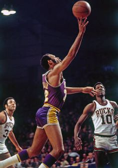 Elgin Baylor---------Lakers