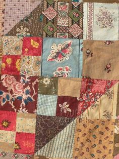From Fourth Corner Molly Quilts...great fabrics