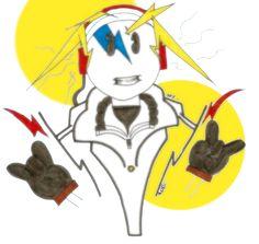 La dernière illustration du journal, en couverture de Février.   Épix, le journal étudiant de divertissement indépendant. https://journalepix.wordpress.com/ https://journalepix.wordpress.com/