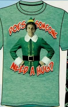 Mens Xmas PJ Set Elf Does Someone Need a Hug T-Shirt Fleece Lounge Pants 926b3e0e4
