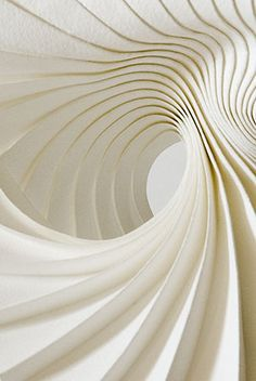 Paper art, Richard Sweeney.