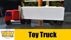 Toy Truck - Off the cuff - Wacky Wood