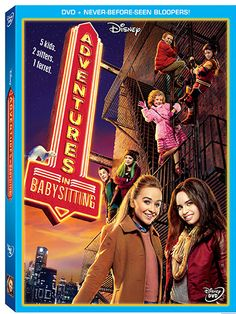 When we heard about Sabrina Carpenter and Sofia Carsonstarring in a new DCOM togetherin early January 2015, there was so much excitement around it! Sabr