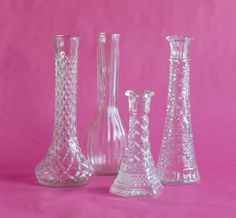 This is the style of bud vases that we have