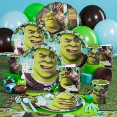Shrek+Forever+After+Party+Supplies