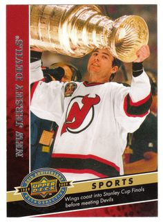 New Jersey Devils # 795 - 2009 Upper Deck 20th Anniversary Multi Sports Cards - NHL Hockey