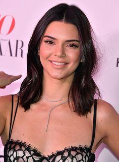 Kendall attends Harper's BAZAAR celebration of the 150 Most Fashionable Women. http://kendallkeek.com
