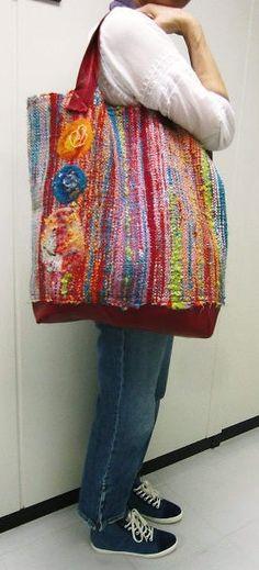 楽しい体験織りと教室風景! - 手織適塾さをり 横浜通信 -さをり織り情報ブログ                              …