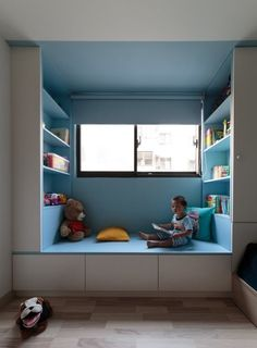 tiny kids nook