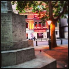 Sloane sq. London