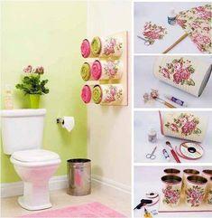 Decorar el Baño con Flores. Las flores naturales son un auténtico lujo, porque dan un aroma especial a tu baño y son la mejor opción para la decoración...