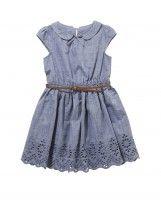 Next £18 Chambray shirt dress