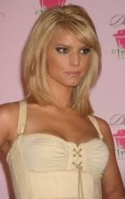 Jessica Simpson Hair