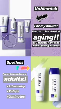 Spotless vs unblemish Oily Skin Care Routine spotless unblemish care dark circles care logo care skin care tips care vision Moisturizer For Oily Skin, Oily Skin Care, Skin Care Regimen, Anti Aging Skin Care, Natural Skin Care, Skin Care Tips, Dry Skin, Cystic Acne Treatment, Back Acne Treatment