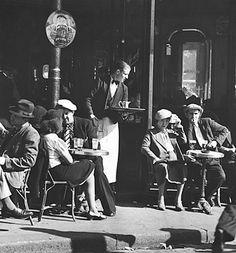 La Bastille Paris circa 1938 Fritz Henle