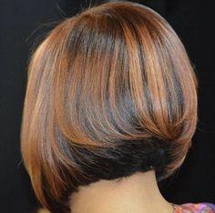 Razor Cut Bob Hairstyles: Power to Combat Ugliness – New Natural Hairstyles Short Hair Cuts, Short Hair Styles, Natural Hair Styles, Bob Styles, Short Bob Hairstyles, Pretty Hairstyles, Bob Haircuts, Love Hair, Gorgeous Hair