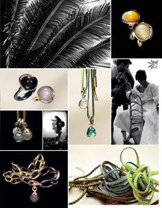 Ole Lynggaard Copenhagen—Page 47 Cheer Me Up, Basic Outfits, Copenhagen, Gemstone Jewelry, Bag Accessories, Jewelry Making, Pearl Earrings, Jewels, Gemstones