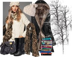 """""""Sick of Coat Season"""" by patmorr ❤ liked on Polyvore"""