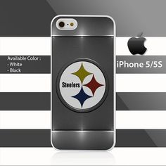 Pittsburgh Steelers texture sand Light iPhone 5 5s Case Cover