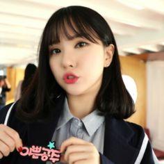 jung eunbi #eunha #g-friend Kpop Aesthetic, Aesthetic Girl, South Korean Girls, Korean Girl Groups, Jung Eun Bi, G Friend, Boyfriend Material, Kpop Groups, K Idols