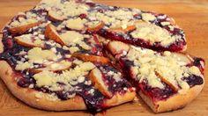 Kuchen-Pizza