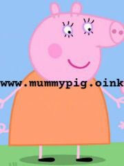 If Mummy Pig Was A Mummy Blogger... - Twinderelmo. Peppa Pig. Humour.
