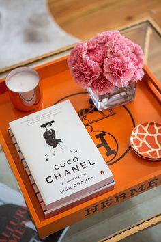 Coffee Table, orange, decor