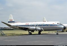 Vickers 816 Viscount - Trans Australia Airlines - TAA   Aviation Photo #3869671   Airliners.net