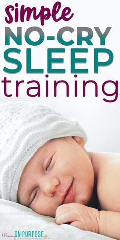 [orginial_title] – Mommy on Purpose Gentle Sleep Training – Teaching Baby to Sleep Without Tears Gentle sleep training works. Traditional sleep training is not for everyone, so I wanted to share my best tips and advice regarding our no-cry sleep solution! Get Baby, Mom And Baby, Baby Love, Baby Baby, Alaskan Klee Kai, No Cry Sleep Training, Teaching Babies, Baby Sleep Schedule, Newborn Schedule