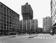 Torre Velasca, Basilico 2001