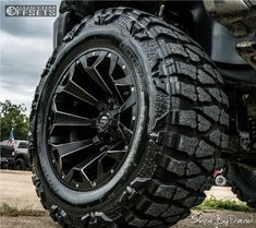 This 2016 Toyota Tundra RWD is running Fuel Assault wheels Nitto Mud Grappler tires with Bulletproof Suspension Lifted suspension. Truck Rims, Truck Tyres, Truck Wheels, Jeep Wheels, Chevy Pickup Trucks, Toyota Trucks, Ford Trucks, Toyota Tundra Lifted, 2016 Toyota Tundra