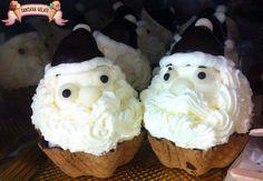 Caro Babbo Natale quest'anno desidero TE fatto di fior di panna e cioccolato