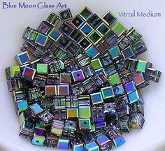 4mm VITRAIL MEDIUM Swarovski Crystals - 5601 CUBES - 12
