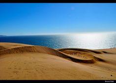 Dunas de Con Con,Viña del Mar, Chile