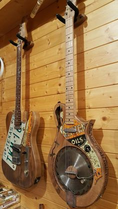 Junksville Guitars They're fantastic!