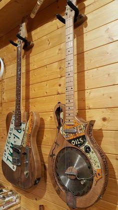 Junksville Guitars They're fantastic!