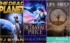 9/14 See it First with Science Fiction Ebooks - instaFreebie  #scifi #instaFreebie