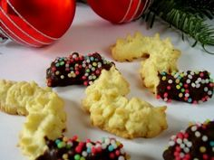 German Christmas Almond Cookies