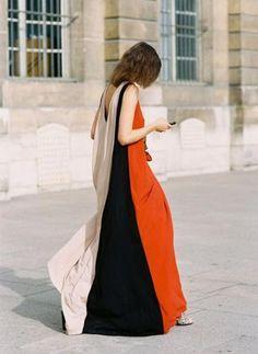 Vestidos largos & túnicas: elegancia hasta los pies