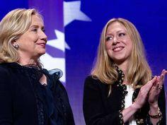 Hillary Clinton é a mãe mais poderosa do mundo, de acordo com a Forbes