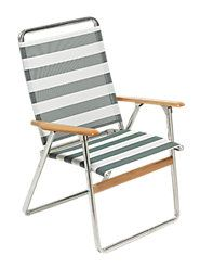 Outdoor Chair Made to Last a Lifetime