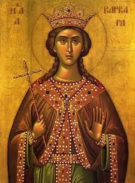 Iconograms features Orthodox icons, lives of Saints, hymns of the Eastern Orthodox Church and Ecards for almost any occasion! Sta Barbara, Saint Barbara, Byzantine Icons, Byzantine Art, Christian Devotions, Religious Icons, Religious Studies, Patron Saints, Orthodox Icons