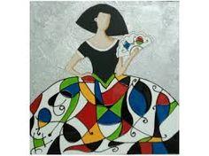 Resultado de imagen para imagenes de meninas al estilo Kandinsky